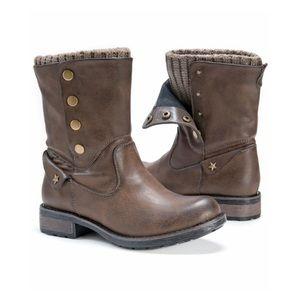 Muk Luks Crumpet Boots